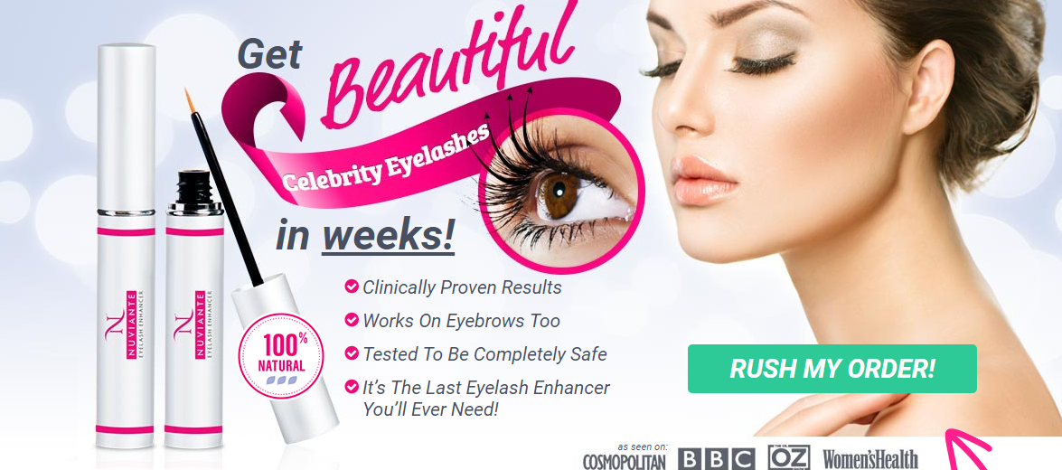 Order Nuviante Eyelash Enhancer